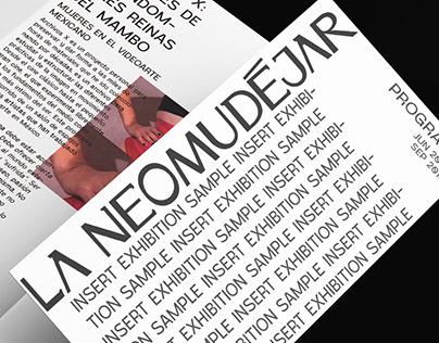 La Neomudéjar. Branding proposal