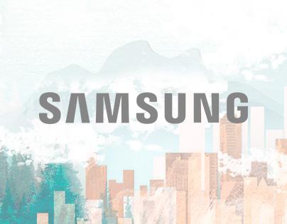 Samsung - Minisite de Navidad