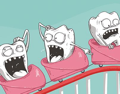For braver teeth