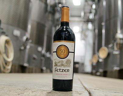 Fetzer Vineyards 50th Anniversary Wine Package