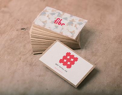 Fibr Textile Co. Branding