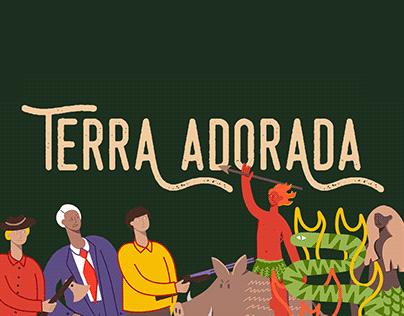 TERRA ADORADA | Brazilian Folk