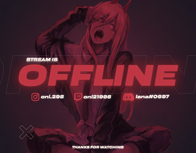 Twitch package BY RIZK