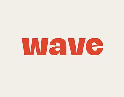 WAVE - Brand Identity