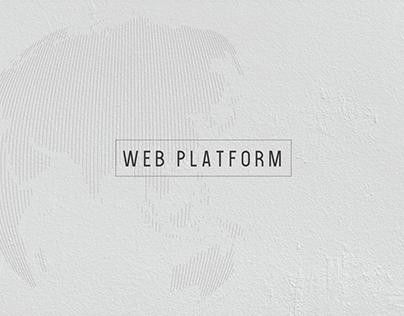 Web Platform / HopeForHumanity