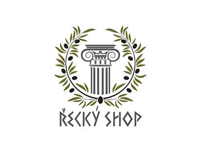 Řecký shop