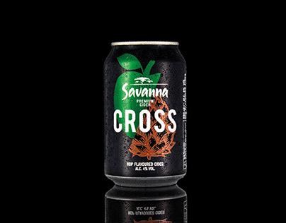 Savanna Cross Packaging Design