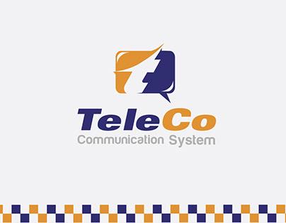 Teleco Communication Brand Logo