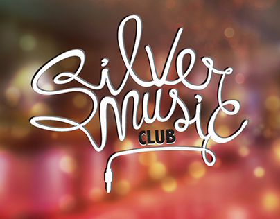 Silver Music Club Logotipo