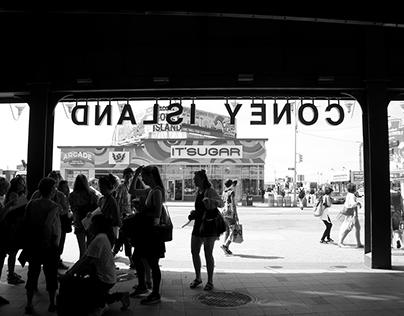 People of Coney Island