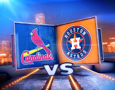 Houston Astros Matchup Styleframe