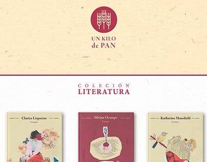 Colección de Tapas de libros
