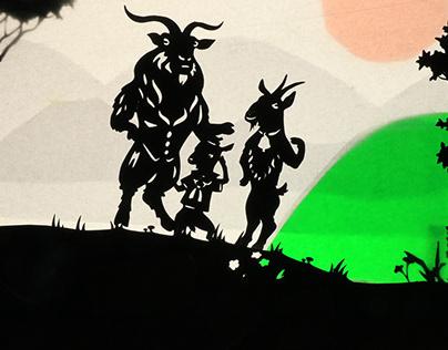 Billy Goat Gruff - Video