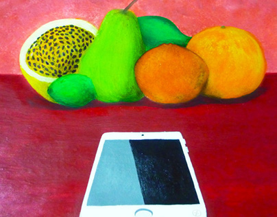 Still life with iPhone