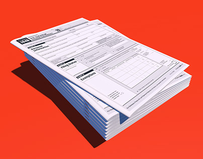 Form 1040: Redesign