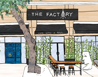 The Factory Exterior