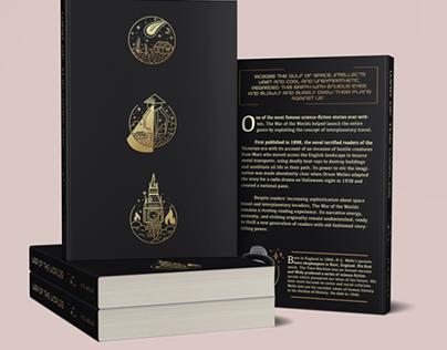 War of the Worlds Book Design