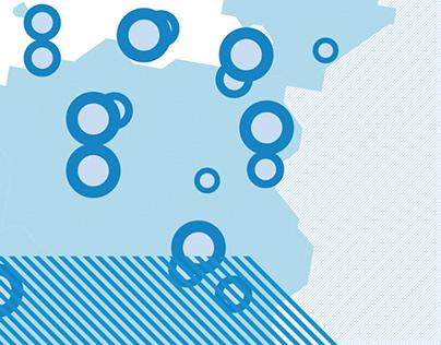 Data visualisation and app development for Frontex