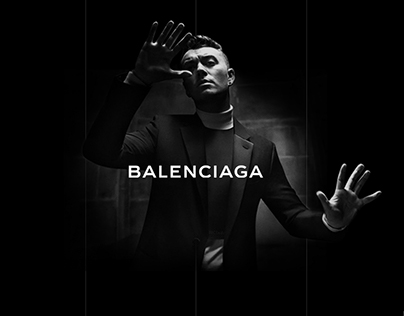Balenciaga - Website Redesign Concept