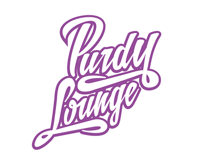 PURDY LOUNGE REBRAND