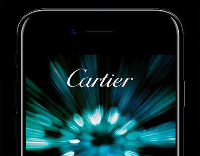 Cartier Magicien Digital Invitation