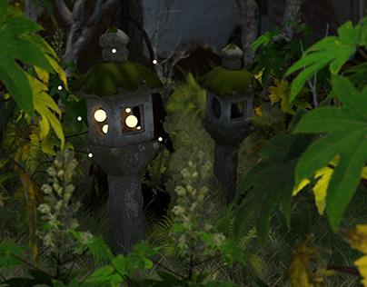 Japanse lantern