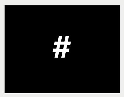 A Hashtag A Day