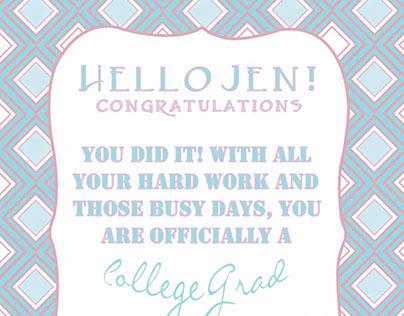 College Card