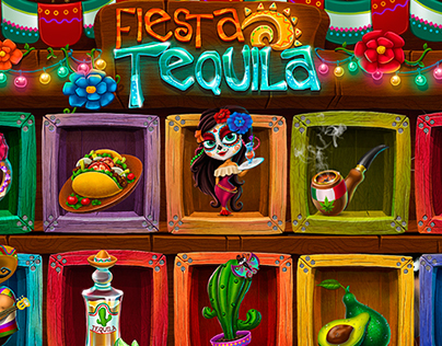 Fiesta Tequila Game