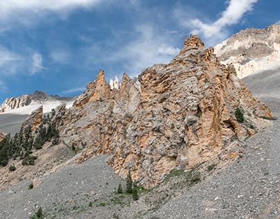 The Col d'Izoard