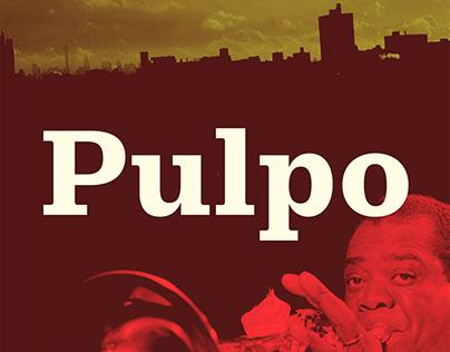 Pulpo Typeface
