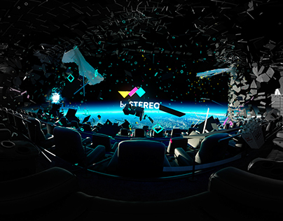Bestereo° Cinema 3d 360 experience