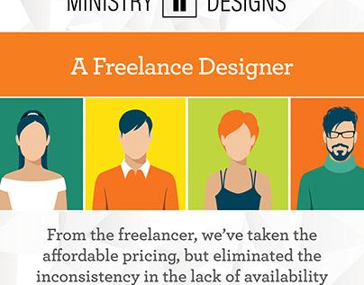 Ministry Designs Social Media Graphics
