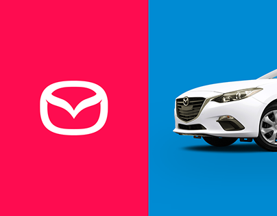 Mazda Rebrending