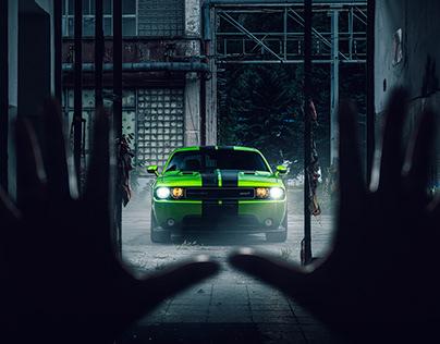 Dodge Challanger SRT