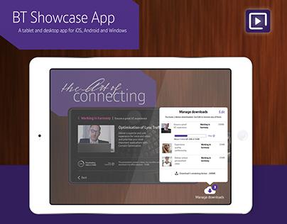 BT Showcase App