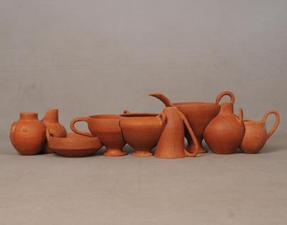 The Ceramics Of Troia