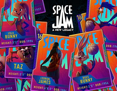 Space Jam / Fim Poster