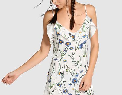 El Corte Inglés - Easy Wear | Dress print
