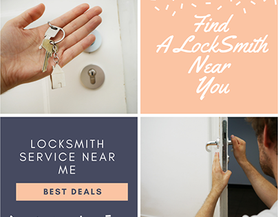 Looking for Locksmith Service Near Me