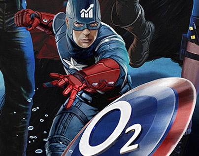 o2 super heroes