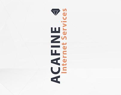 Acafine - PSD to CSS