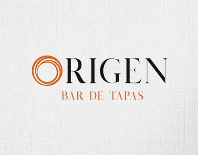 Origen - Branding