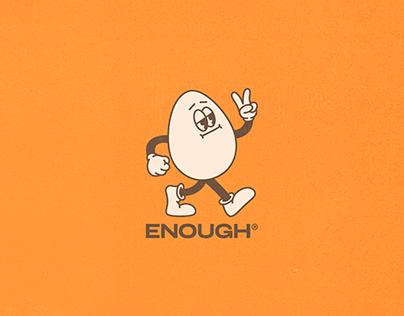 logo : enough company