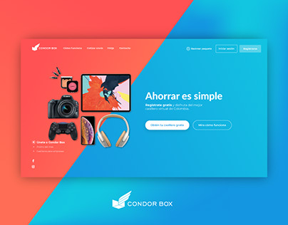 Condor Box Website