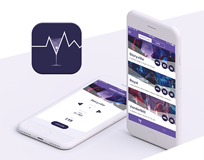 Vibez - iOS mobile app and dashboard
