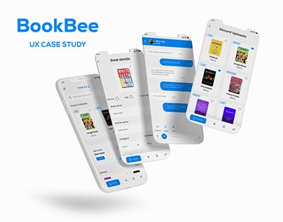 BookBee - Best Book App UIUX and Case Study 2021