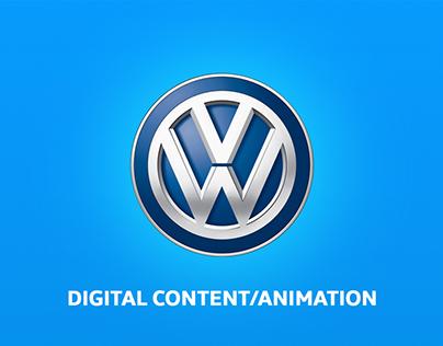 Volkswagen Animations & GIFS