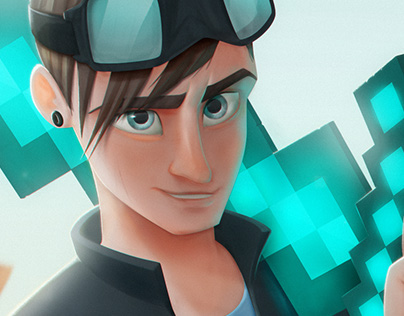 Adobe / Make It Dei G. (DEISIGN) x DanTDM