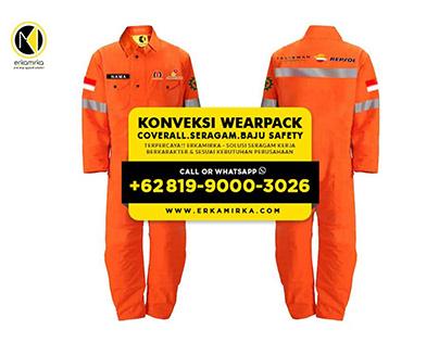 TERMURAH! WA +62 819-9000-3026 - Supplier Coverall